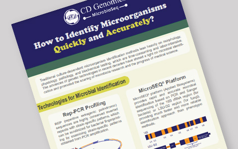 How to identify microorganisms quickly and accurately