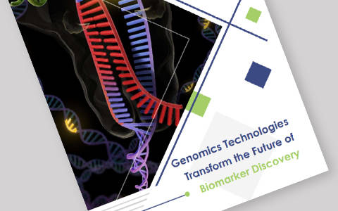 Genomics Technologies Transform the Future of Biomarker Discovery